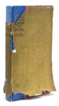 Odes from the Divan of Hafiz Freely Rendered from Literal Translations by Richard Le Gallienne