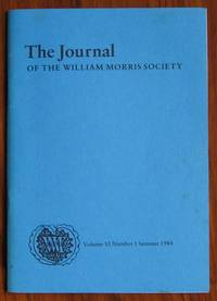 The Journal of the William Morris Society Volume VI Number 1 Summer 1984