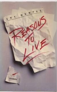 Reasons to Live (signed)