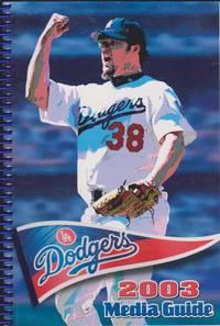 Los Angeles Dodgers 2003 Media Guide