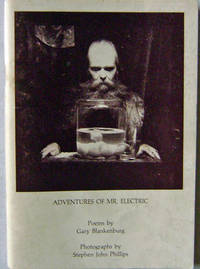 Adventures of Mr. Electric (Inscribed) by  Gary with Stephen John Phillips Blankenburg - Paperback - Signed First Edition - 1990 - from Derringer Books, Member A.B.A.A. and Biblio.co.uk