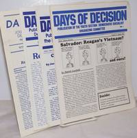 image of Days of decision: publication of the Youth Section / Democratic Socialist Organizing Committee [4 issues]