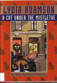 Cat Under The Mistletoe