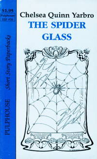 image of THE SPIDER GLASS: Short Story Paperbacks #16.