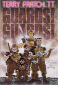 image of Guards! Guards! A Discworld Graphic Novel