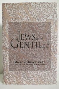 JEWS & GENTILES (DJ protected by a clear, acid-free mylar cover)