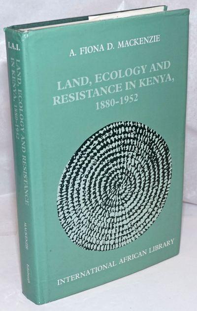 Edinburgh: Edinburgh University Press & the International African Institute, 1998. xiii, 286 pages; ...