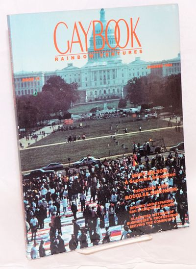 San Francisco: Rainbow Ventures, 1992. Magazine. 192p., 8.5x11 inches, illustrated with photos and a...