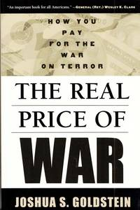 The Real Price of War How You Pay For The War On Terror