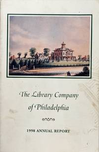 image of The Library Company of Philadelphia 1998 Annual Report
