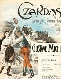 Czardas sur des Airs Nationaux Hongrois pour Piano.  No. 1.