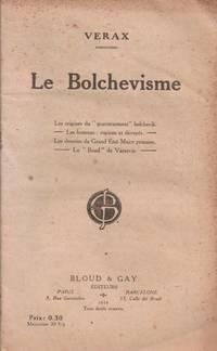 Le Bolchévisme