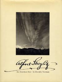 ALFRED STIEGLITZ: AN AMERICAN SEER