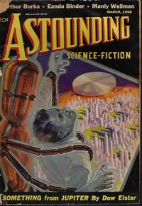 image of ASTOUNDING Science-Fiction: March, Mar. 1938