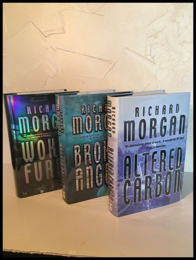 Altered Carbon, Broken Angels and...
