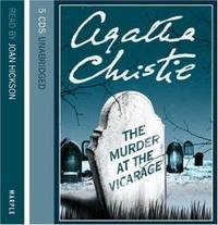 image of The Murder at the Vicarage: Complete & Unabridged