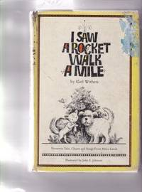 image of I SAW A ROCKET WALK A MILE-NONSENSE TALES, CHANTS AND SONGS FROM MANY LANDS