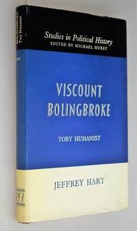 Viscount Bolingbroke : Tory humanist