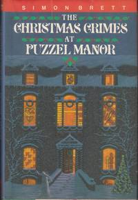 image of The Christmas Crimes at Puzzel Manor