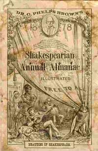 Shakespearian Annual Almanc, 1878