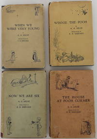 When We Were Very Young, Winnie-the-Pooh, The House at Pooh Corner and Now We Are Six