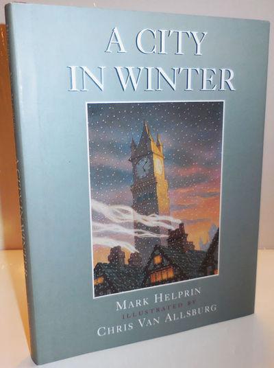 New York: Viking Ariel, 1996. First edition. Hardcover. Near Fine/near fine. Small hardbound quarto ...