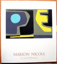 Marion Nicoll. Art and Influences. by  Christopher Jackson - Paperback - 1st Edition - 1986 - from Ken Jackson (SKU: 247717)