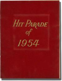 image of Hit Parade of 1954 (Vintage Pressbook, 1954)