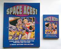 Space Aces! Comic Book Heroes from the Forties and Fifties. Denis Gifford. 1992