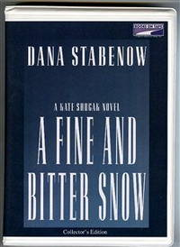 A Fine and Bitter Snow (Collector's Edition) Audio Cassettes