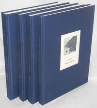 image of The library of Dr. Roger K. Larson in four volumes cover title Ex Libris Roger K. Larson