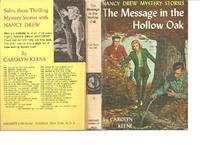 Nancy Drew - The Message in the Hollow Oak - Book 12