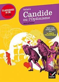 image of Candide: suivi d?une anthologie sur le conte philosophique