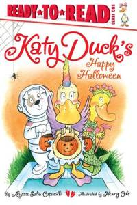 Katy Duck's Happy Halloween (Ready to Read Level One)