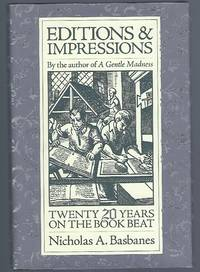 image of Editions & Impressions: Twenty Years on the Book Beat