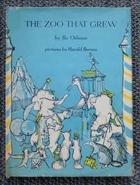 image of THE ZOO THAT GREW.