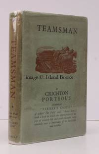 Teamsman. With Wood Engravings by Kingsley Cook. IN UNCLIPPED DUSTWRAPPER
