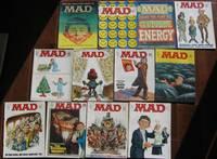 MAD Magazine (grouping):  146; 150; 168; 169; 172; 173; 174; 175; 176; 177; 178; 182; (12 MAD magazines)-
