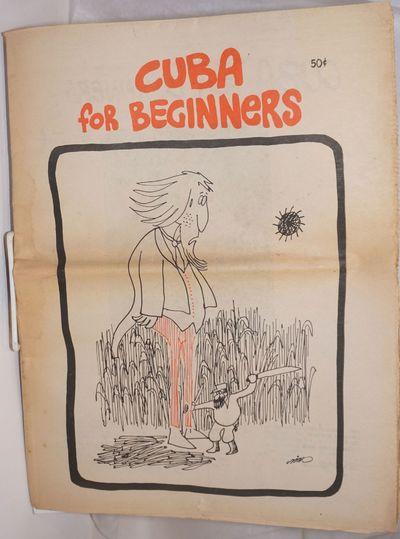 San Francisco: People's Press, 1972. 38p., tabloid newspaper format, horizontal fold, even toning, m...