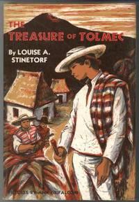 image of THE TREASURE OF TOLMEC