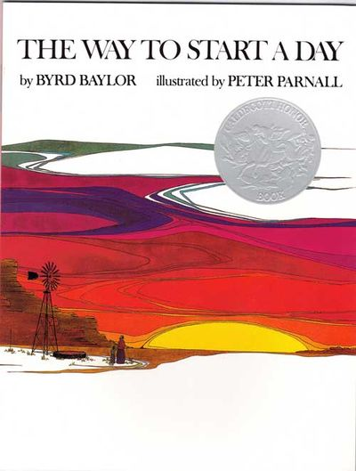 New York: Aladdin, 1998. Revised. Paperback. New. Parnall, Peter. Octavo. Printed wraps.