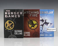 The Hunger Games, Catching Fire and Mockingjay.