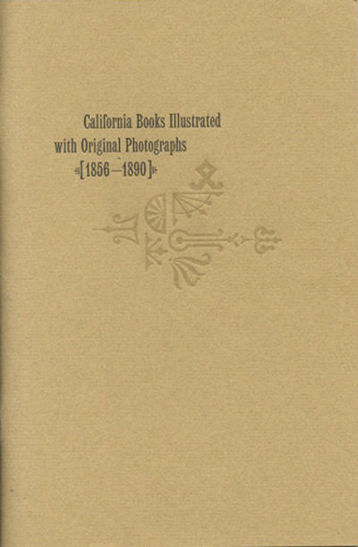 Los Angeles: Dawson's Book Shop, 1996. First edition. Stapled paper wrappers. Faint bump to upper co...