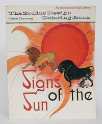 image of The Zodiac Design Coloring Book: Signs of the Sun