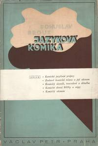 Jazyková komika: estetická studie [Linguistic humor: an aesthetic study]