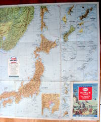 image of Esso War Map III Featuring the Pacific Theater.