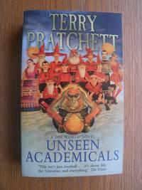 image of Unseen Academicals