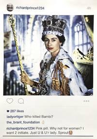 New Portraits Poster (Queen Elizabeth)