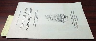 Los Angeles: Supervisors of Los Angeles County, 1940. Softcover. Octavo; G; Paperback; Spine, staple...