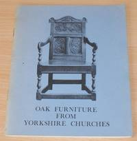 image of Oak Furniture from Yorkshire Churches